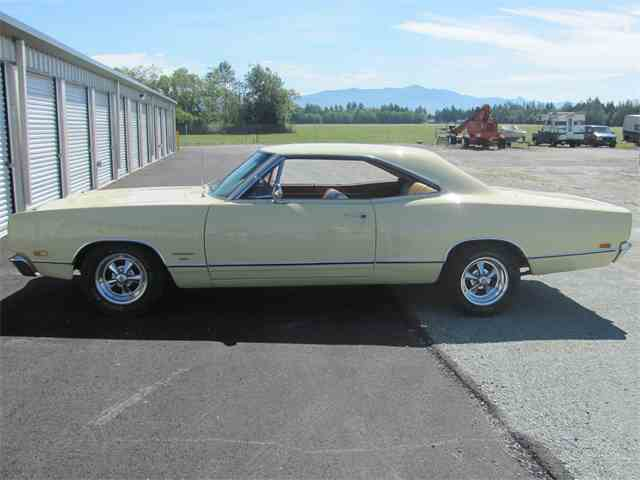 1969 Dodge Coronet | 892830