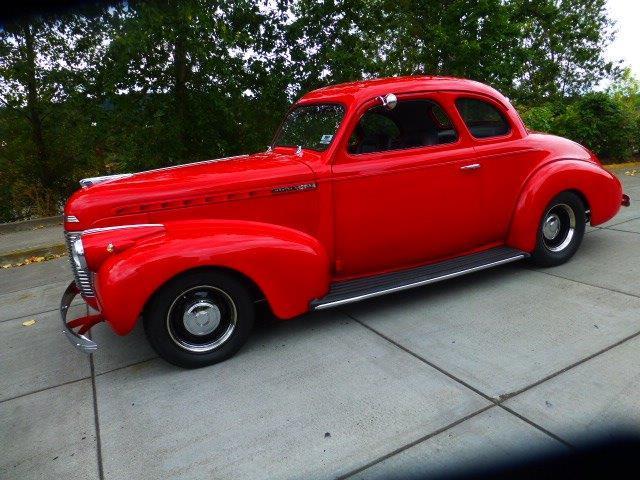 1940 Chevrolet Deluxe | 892834