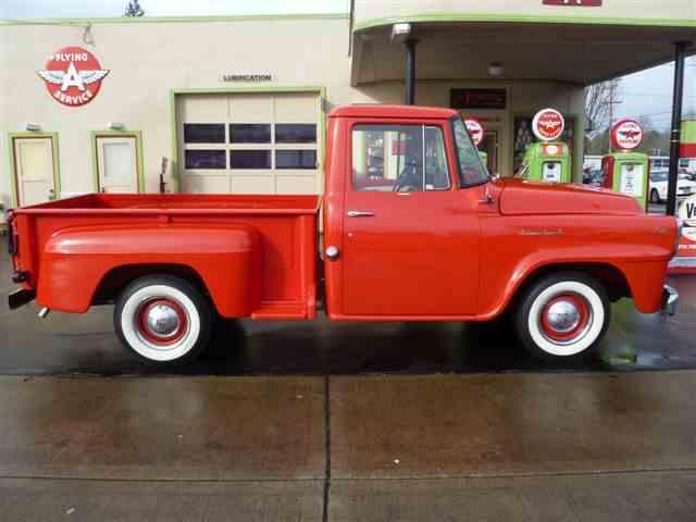 1957 International Harvester A-100 Custom PU | 892835