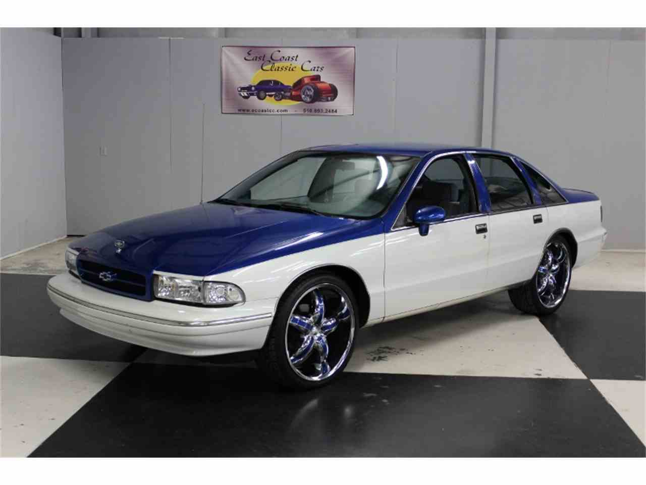 1994 Chevrolet Caprice for Sale | ClassicCars.com | CC-892842