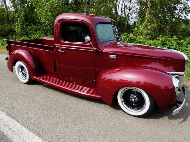 1941 Ford CUSTOM PU   892853