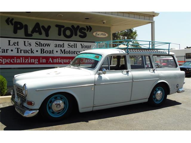 1967 Volvo  122s Amazon Wagon  | 892858
