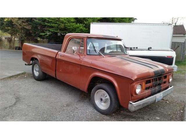 1968 Dodge Pickup | 892863