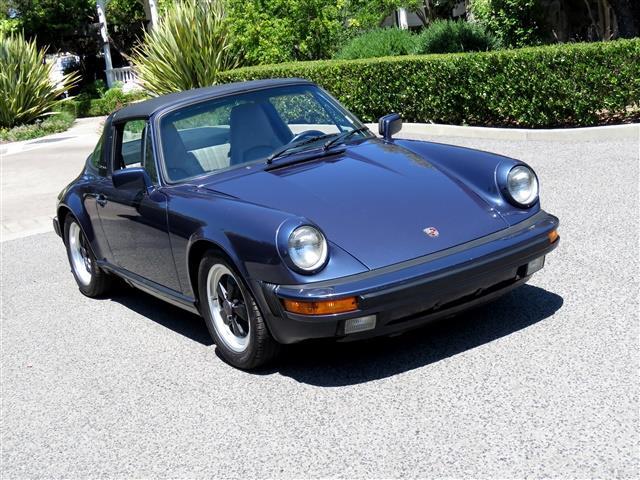 1986 Porsche 911 | 892877