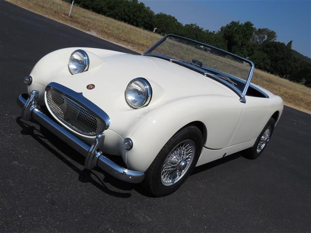 1959 Austin-Healey Sprite | 892880