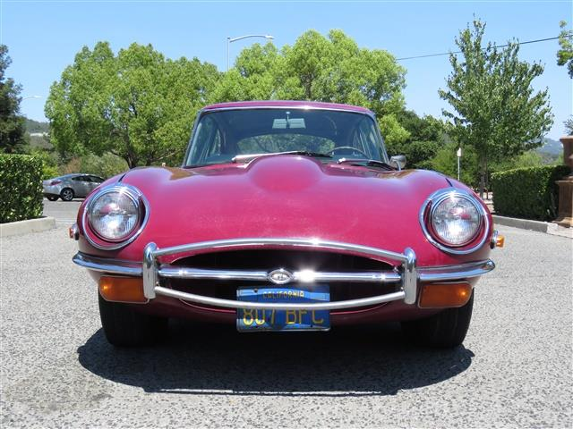 1969 Jaguar E-Type | 892884