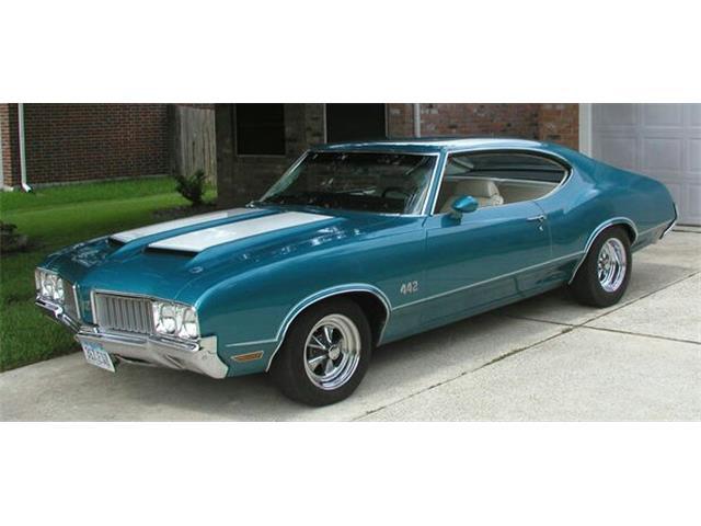 1970 Oldsmobile 442 | 892892