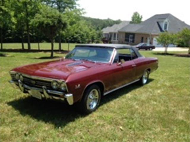 1967 Chevrolet Chevelle | 892905