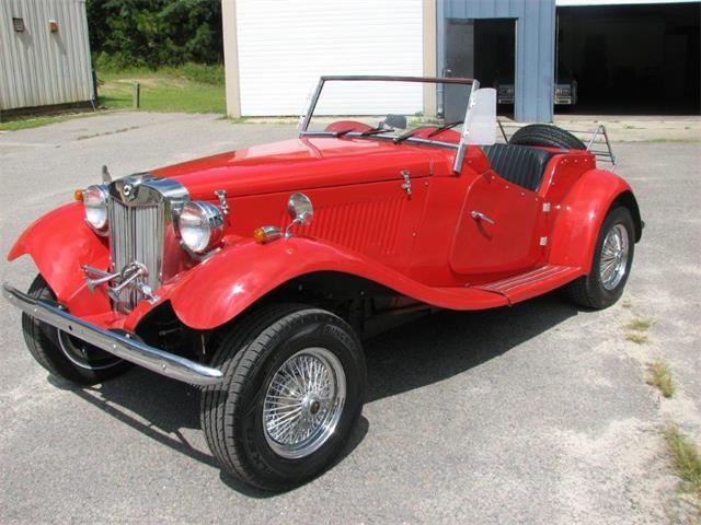 1952 MG TD | 892909