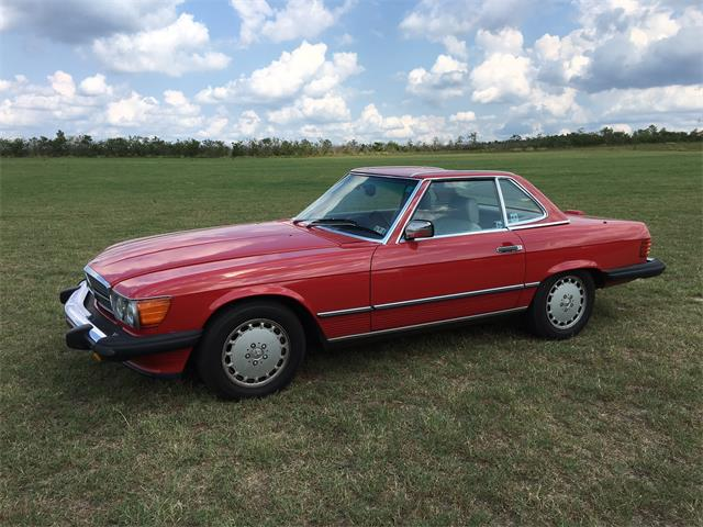 1989 Mercedes-Benz 560SL | 892914