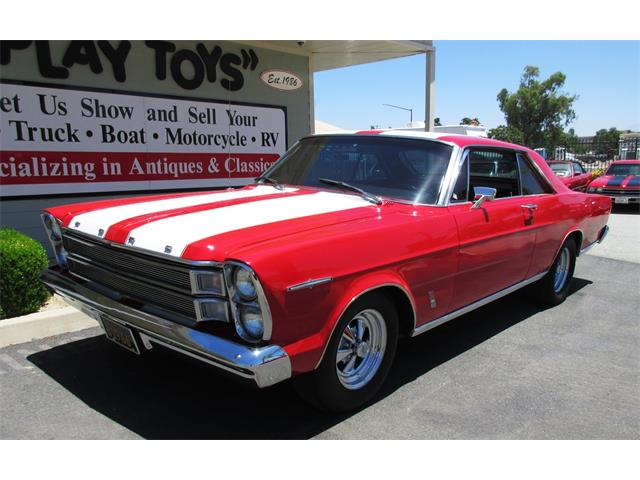 1966 Ford Galaxie | 890292