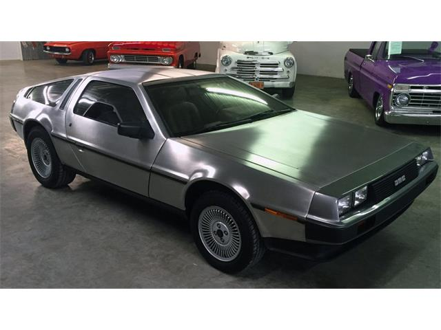 1981 DeLorean DMC-12 | 892923