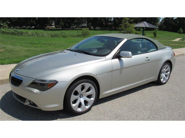 2004 BMW 6 Series | 892925
