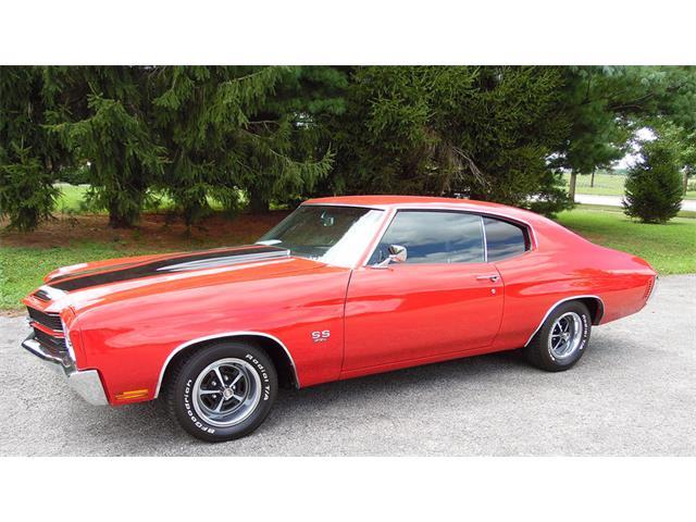 1970 Chevrolet Chevelle SS | 892931