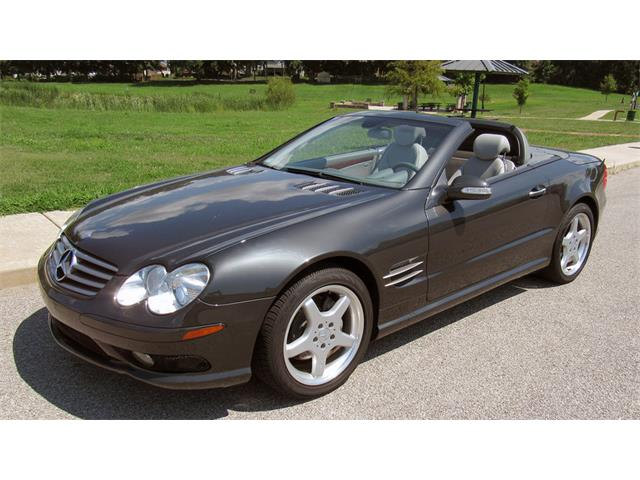 2003 Mercedes-Benz SL500 | 892933