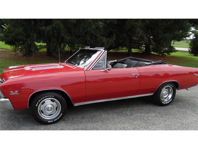 1967 Chevrolet Chevelle SS | 892937