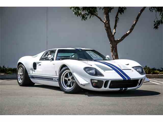 1968 Superformance GT 40 MK I Wide Body | 890294
