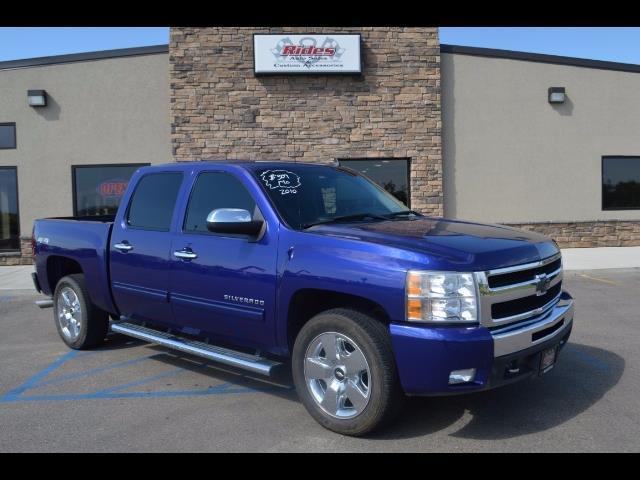 2010 Chevrolet Silverado | 892945