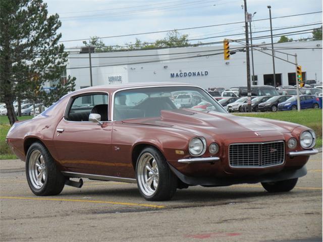 1971 Chevrolet Camaro | 892948