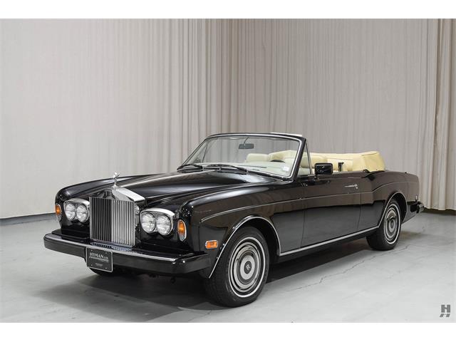 1986 Rolls-Royce Corniche | 892952