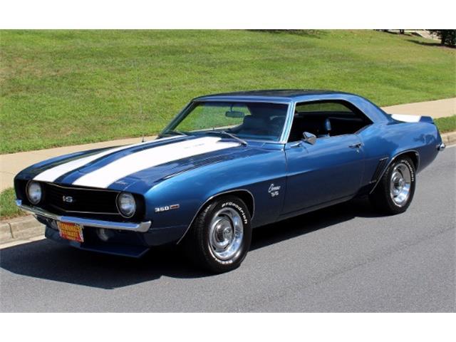 1969 Chevrolet Camaro | 892955