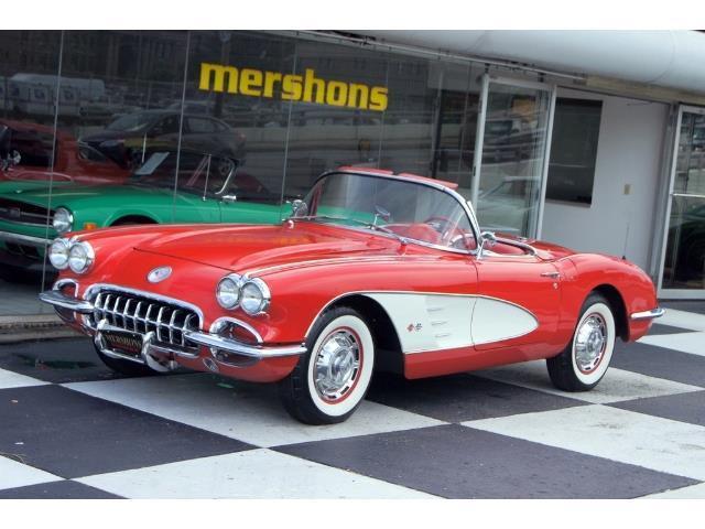 1960 Chevrolet Corvette | 892967