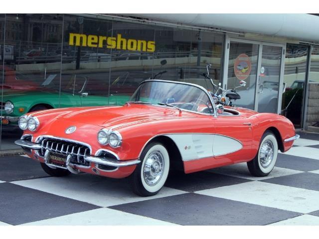 1958 Chevrolet Corvette | 892969