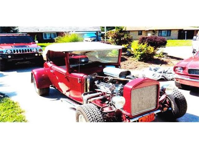 1929 Ford Roadster | 890297