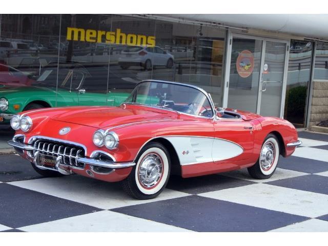 1959 Chevrolet Corvette   892971