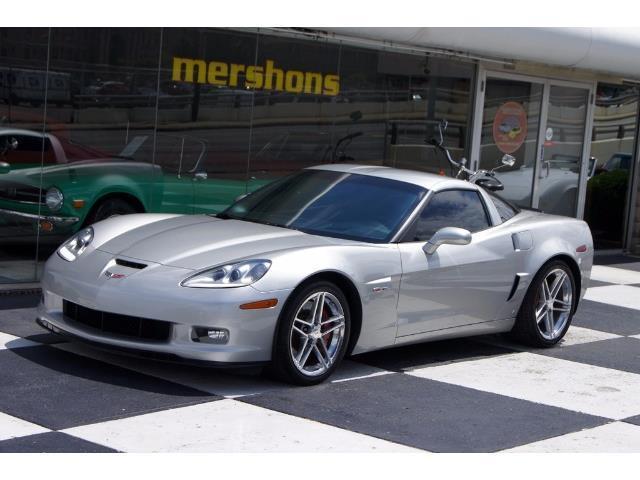 2007 Chevrolet Corvette Z06 | 892972