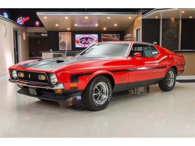 1971 Ford Mustang | 892983