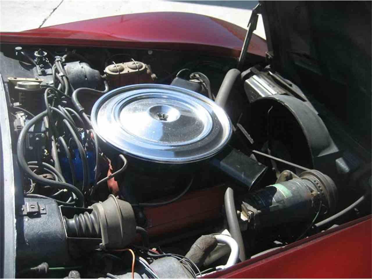 Large Picture of '70 Corvette - J516