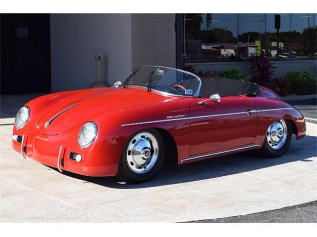 1957 Porsche Speedster | 892994
