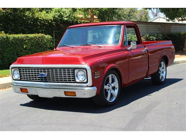 1970 Chevrolet C/K 10 | 892995