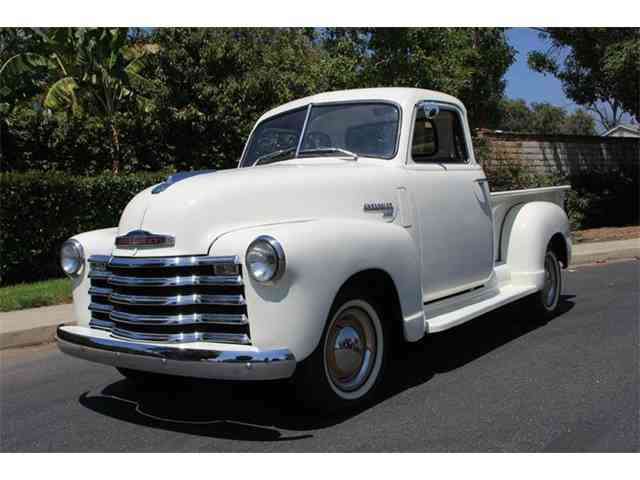 1952 Chevrolet 3100 | 892996