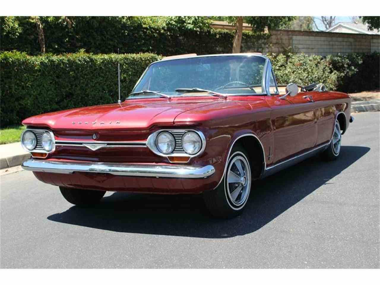 1964 Chevrolet Corvair for Sale - CC-892997