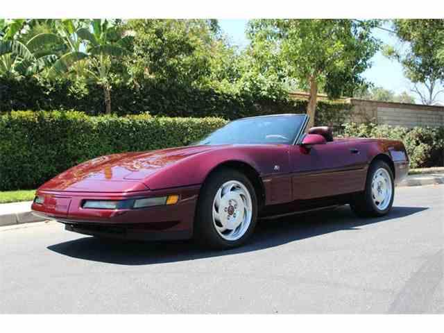 1993 Chevrolet Corvette | 892998