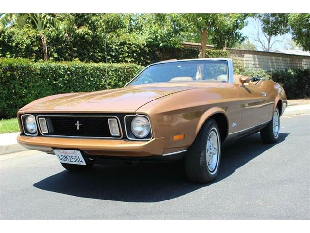 1973 Ford Mustang | 893000