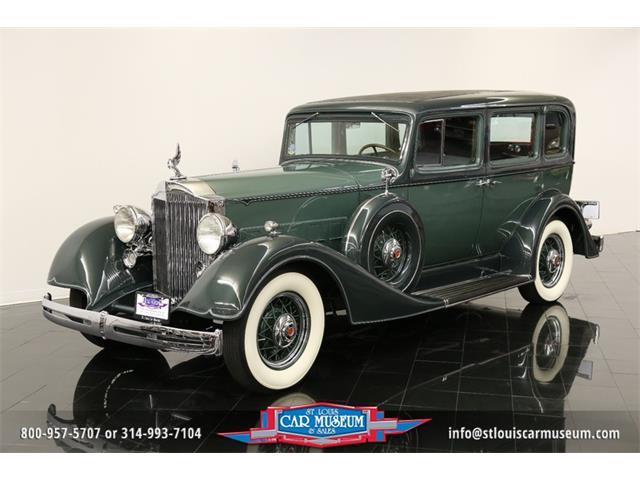 1934 Packard Series 1100 | 893001