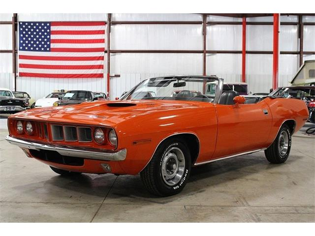 1971 Plymouth Barracuda | 893002