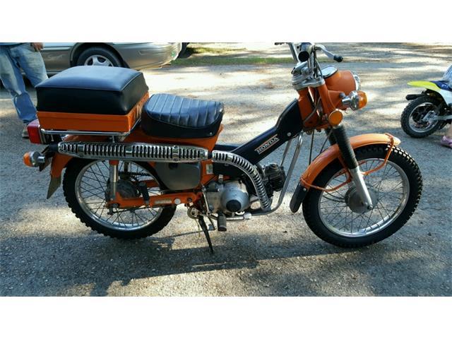 1972 Honda Motorcycle Trail 90 | 890301