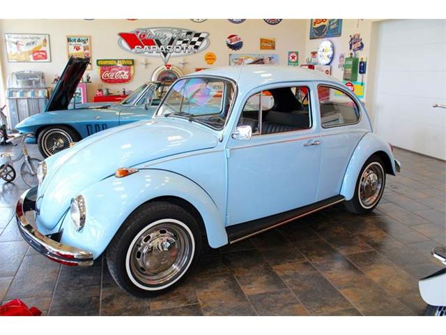 1969 Volkswagen Beetle | 893011