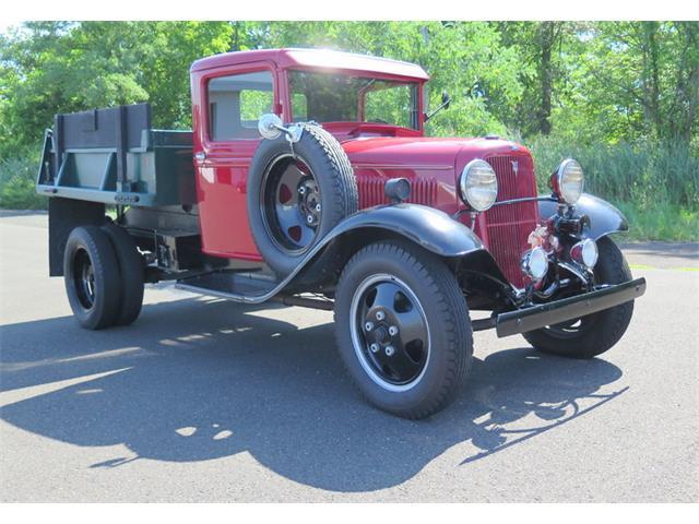 1934 Ford Model BB Dump | 893012