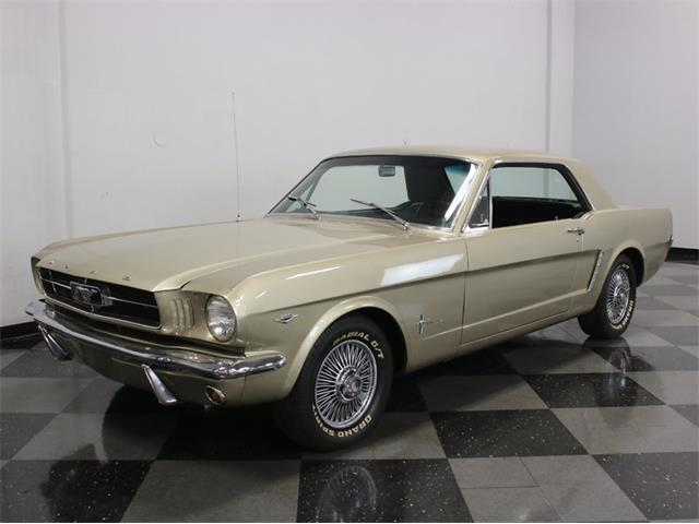 1965 Ford Mustang | 893018