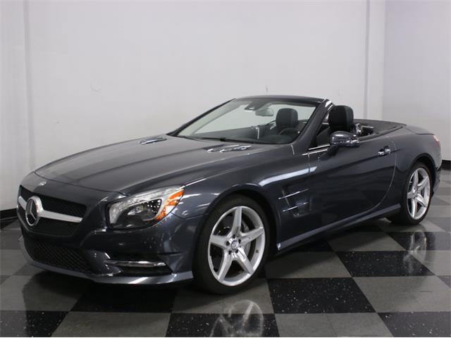 2013 Mercedes-Benz SL55 | 893019