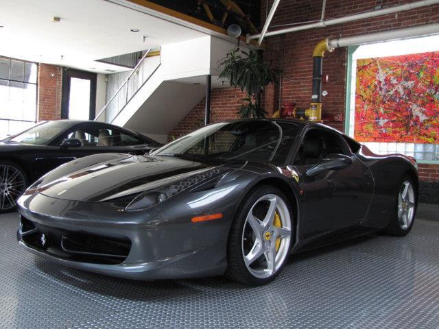 2010 Ferrari 458 | 893027