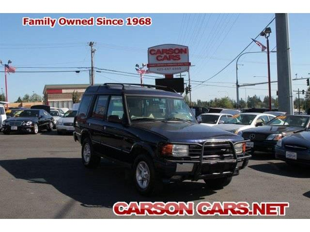 1998 Land Rover Discovery | 893028
