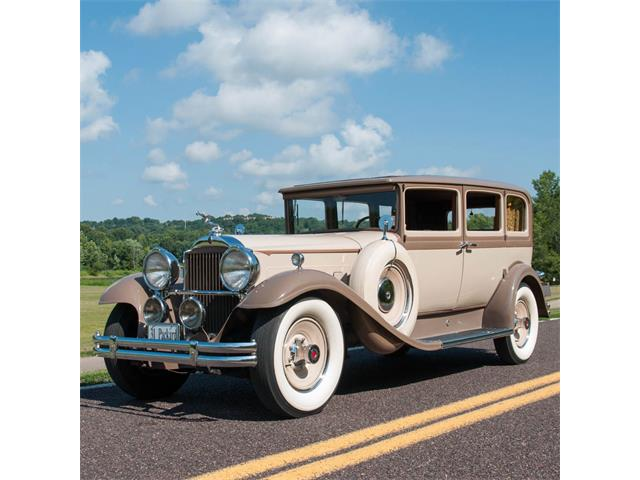 1931 Packard 845 Deluxe Eight | 893036