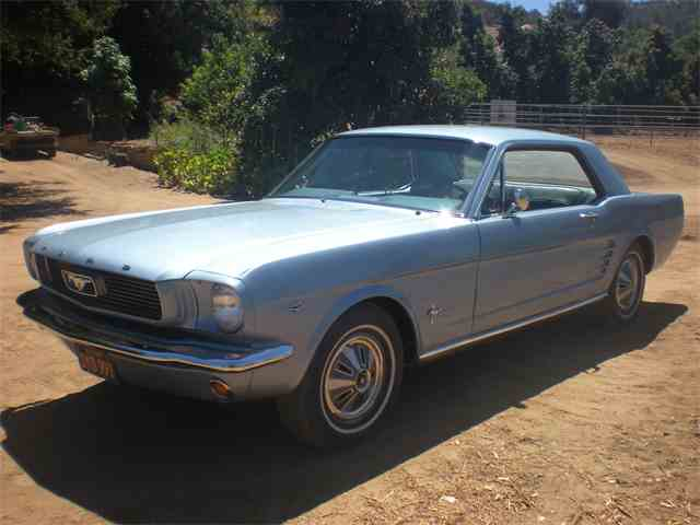 1966 Ford Mustang | 893037