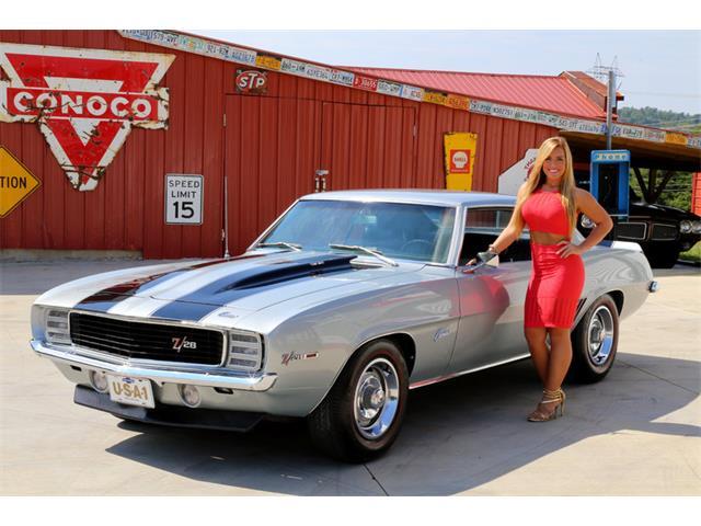 1969 Chevrolet Camaro Z28 | 893045